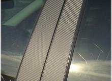Honda Accord - оклейка деталей кузова  салона