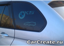 Арт-тонирование BMW X5