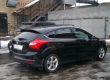 Ford Focus III – тонировка по ГОСТу
