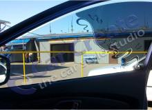 Тонировка, арт-тонирование Hyundai ix35