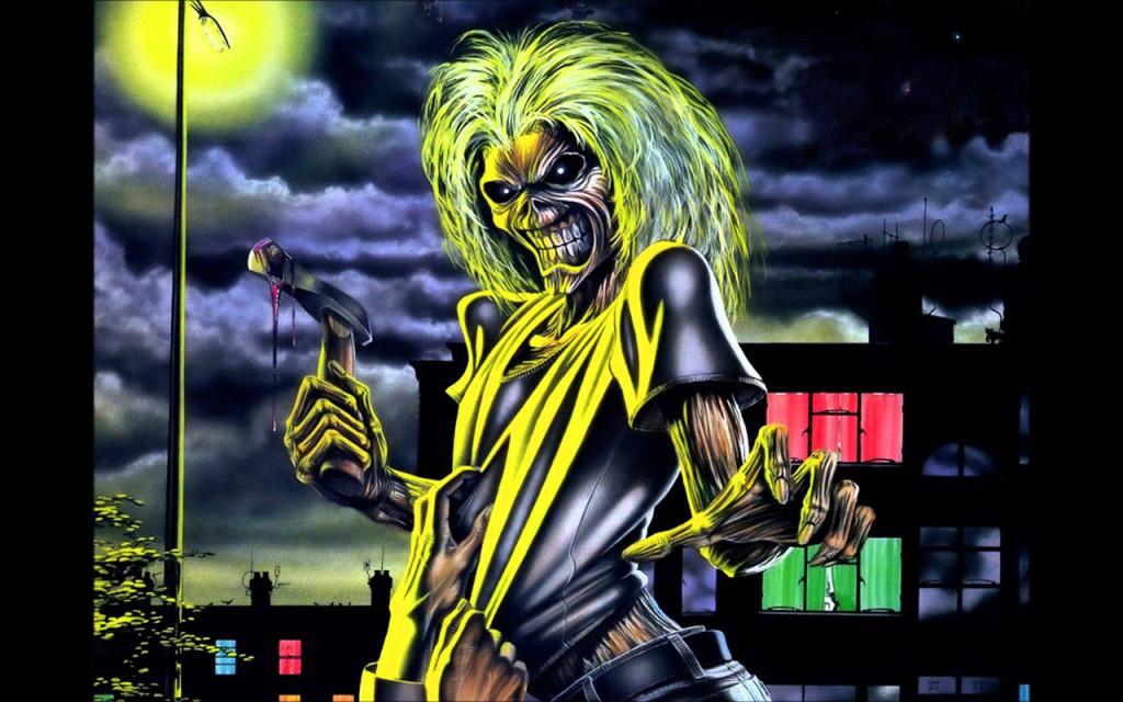 """Арт-тонирование """"Iron Maiden"""""""